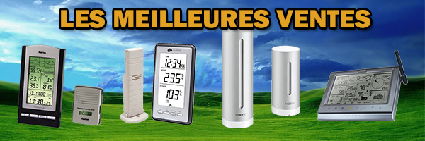station meteo MEILLEURES VENTES