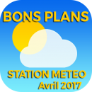 Stations meteo discount icono