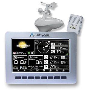 weatherranger aercus - station meteo test et avis