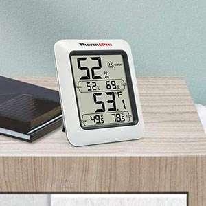 hygromètre table lit
